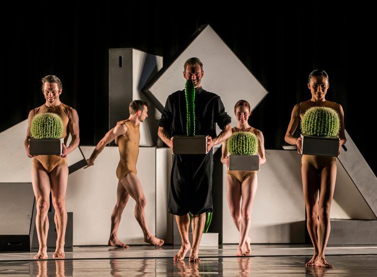Sydney Dance Company's Alexander Ekman's  Cacti  (Image credit: Peter Greig)