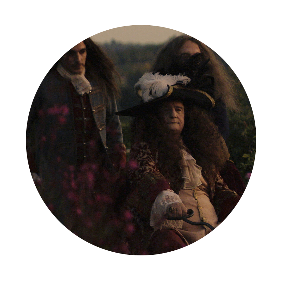 Film 55 belongs to Albert Serra's  The Death of Louis XIV  and it was candlelit and gangrenous