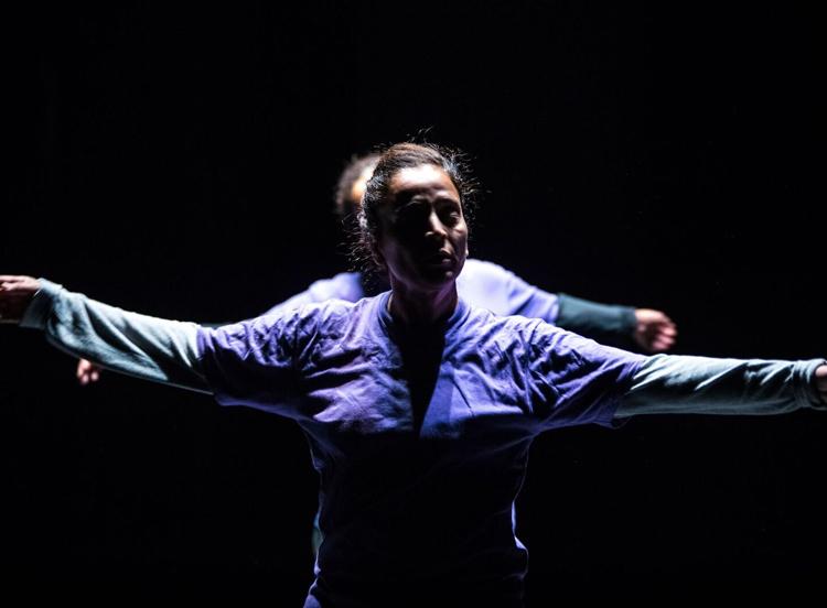 The Shout  by Nacera Belaza (Image credit: Gregory Lorenzutti)