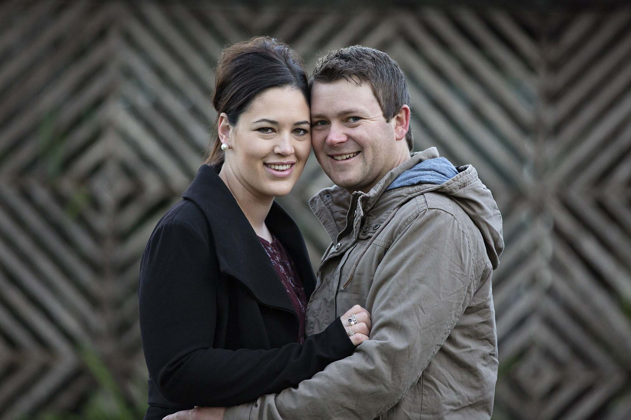More Like This - Clare and Dean Private Property Engagement Session in Benalla