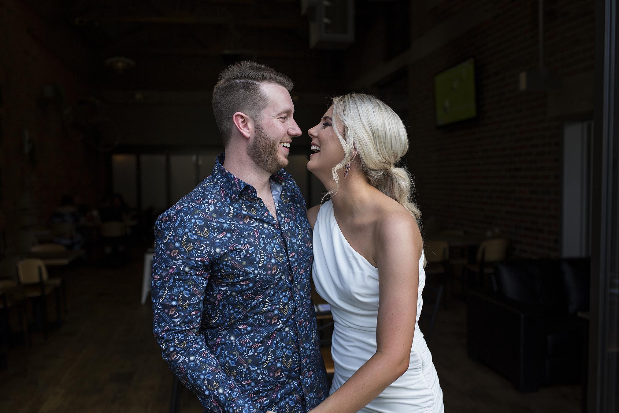 More Like This - Jorgi + Andrew Noble Monks Engagement