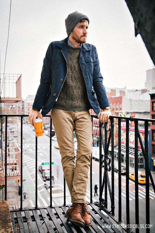 Man crush : Random dude.. ha  -His style is flawless and I hope to find someone like this someday. (Check out is blog too, it's awesome)