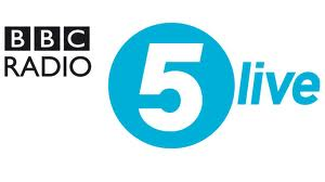 Tuesday August 30th 2011 Lee will be on BBC 5 live at around 13:50pm (GMT).