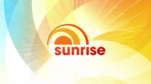 January 17th 2015  Lee will be live on Australia's Sunrise breakfast show talking about his first UK solo exhibition here in the UK - January 18th Aus time