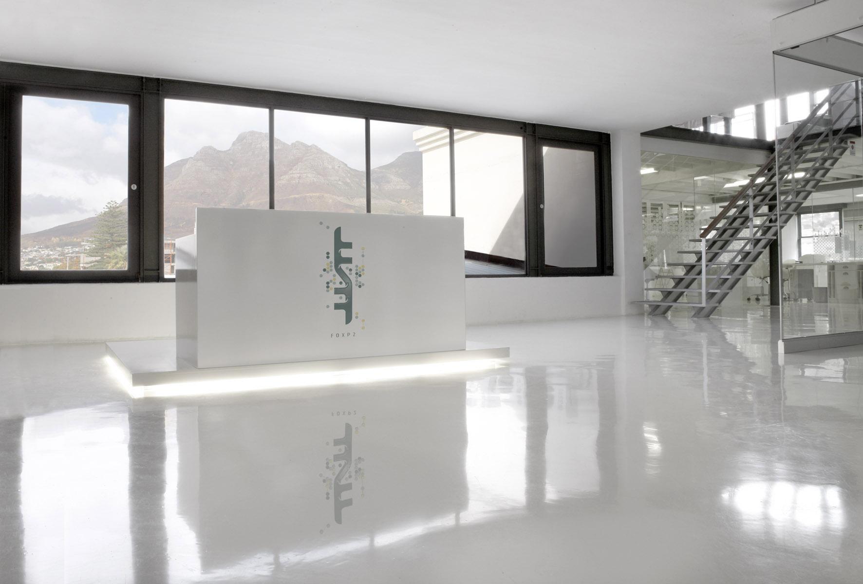 The Lab - Reception