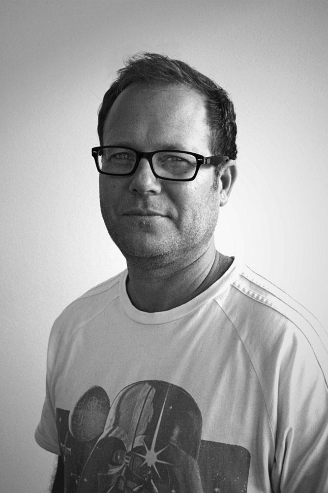 Justin Gomes - Executive Creative Director