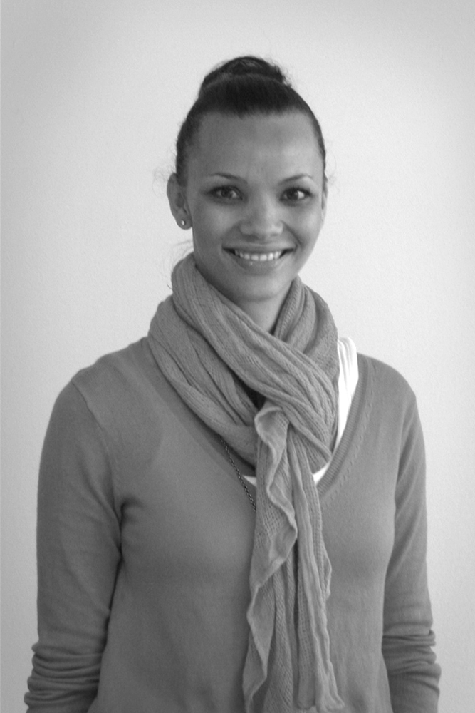 Muriel Gouws - Account Manager