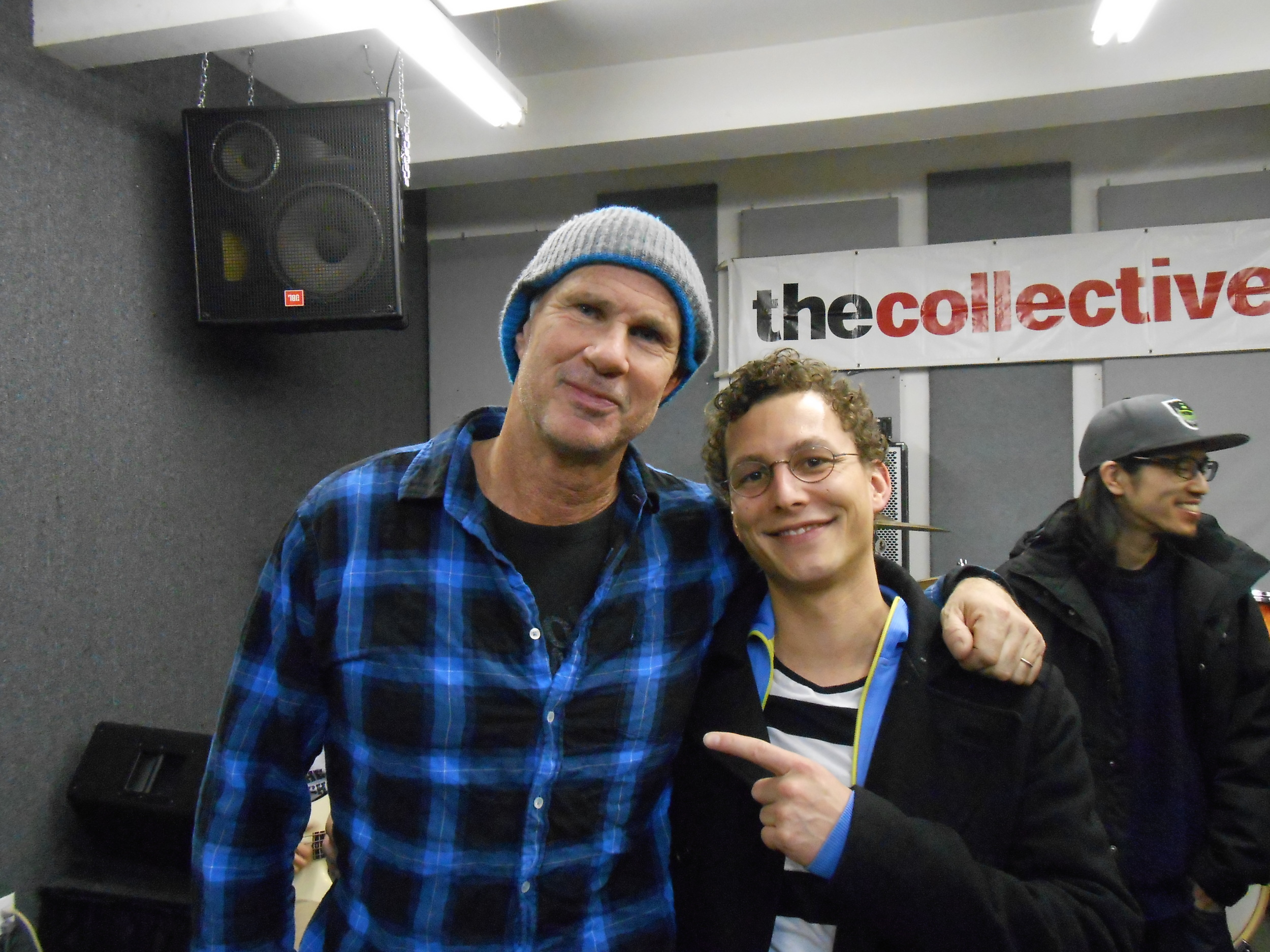 Chad Smith at the Collective NY  (RedHotChiliPeppers)
