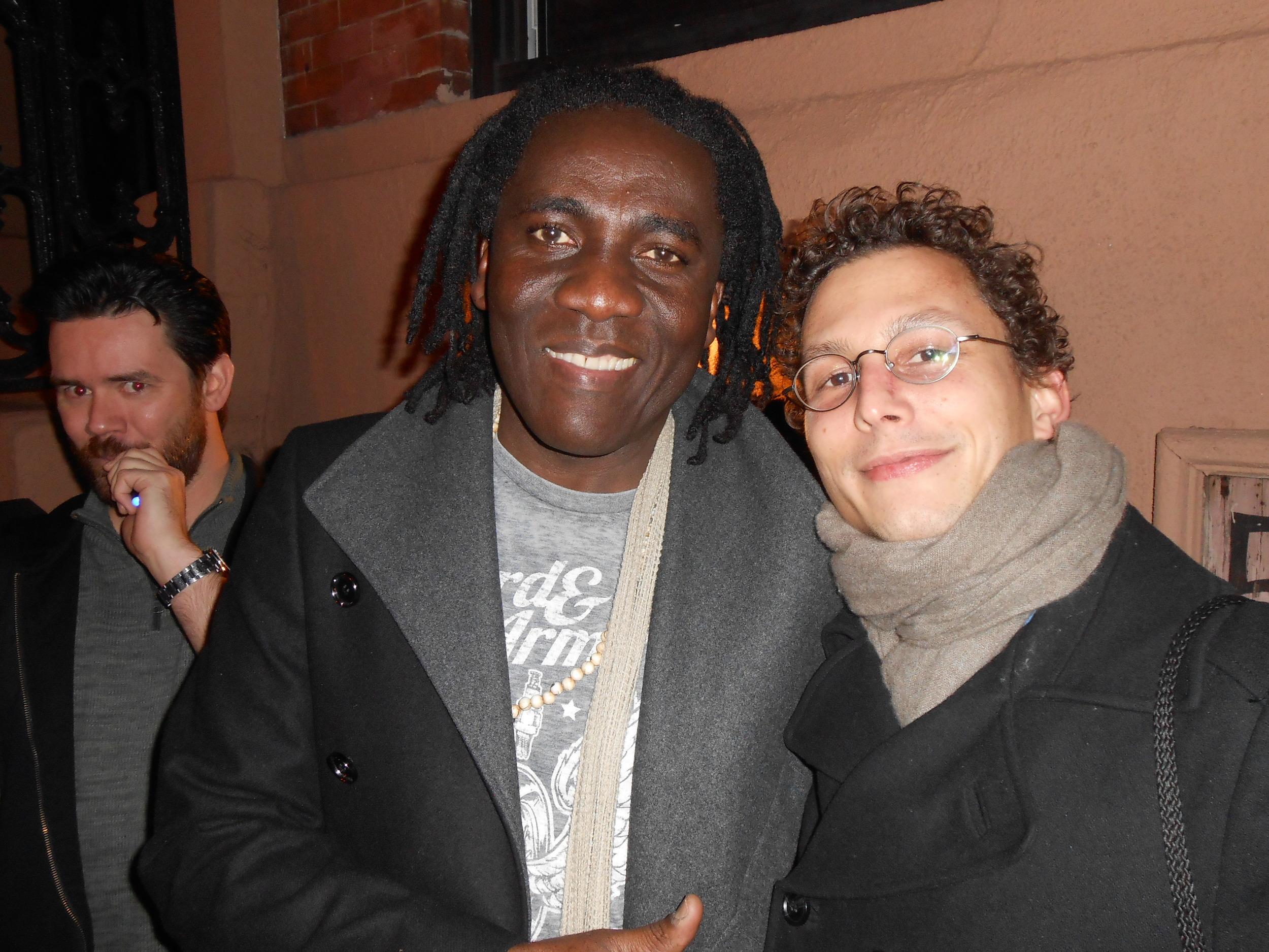 Richard Bona in NY