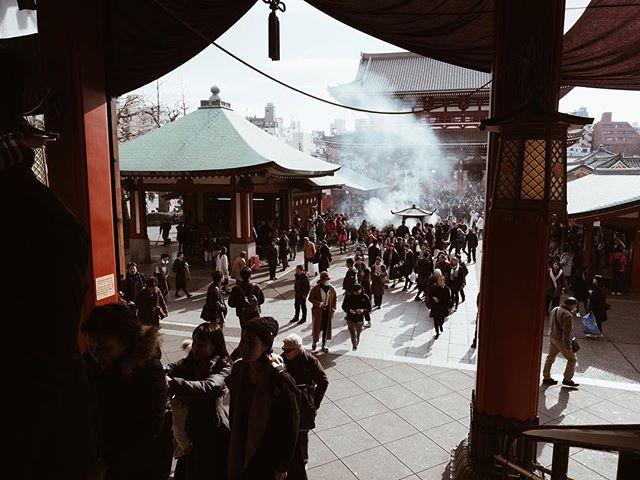 Sensō-ji Temple ✖️ Asakusa