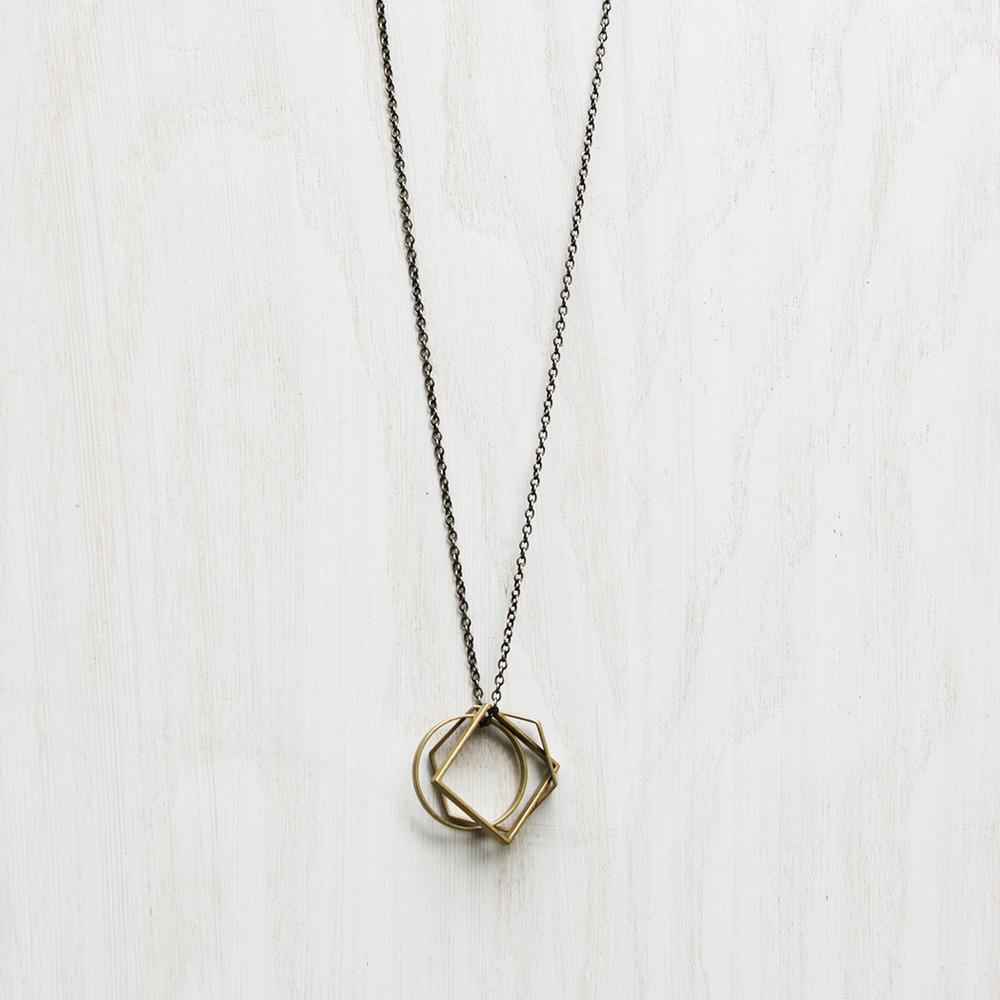Geek Necklace by Byrdie
