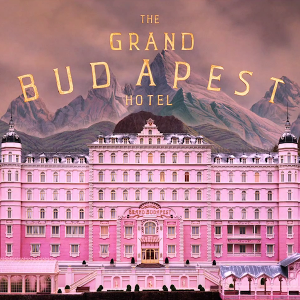 THE GRAND BUDAPEST OPENS TODAY - CHECK OUT THE FASCINATING  WEBSITE