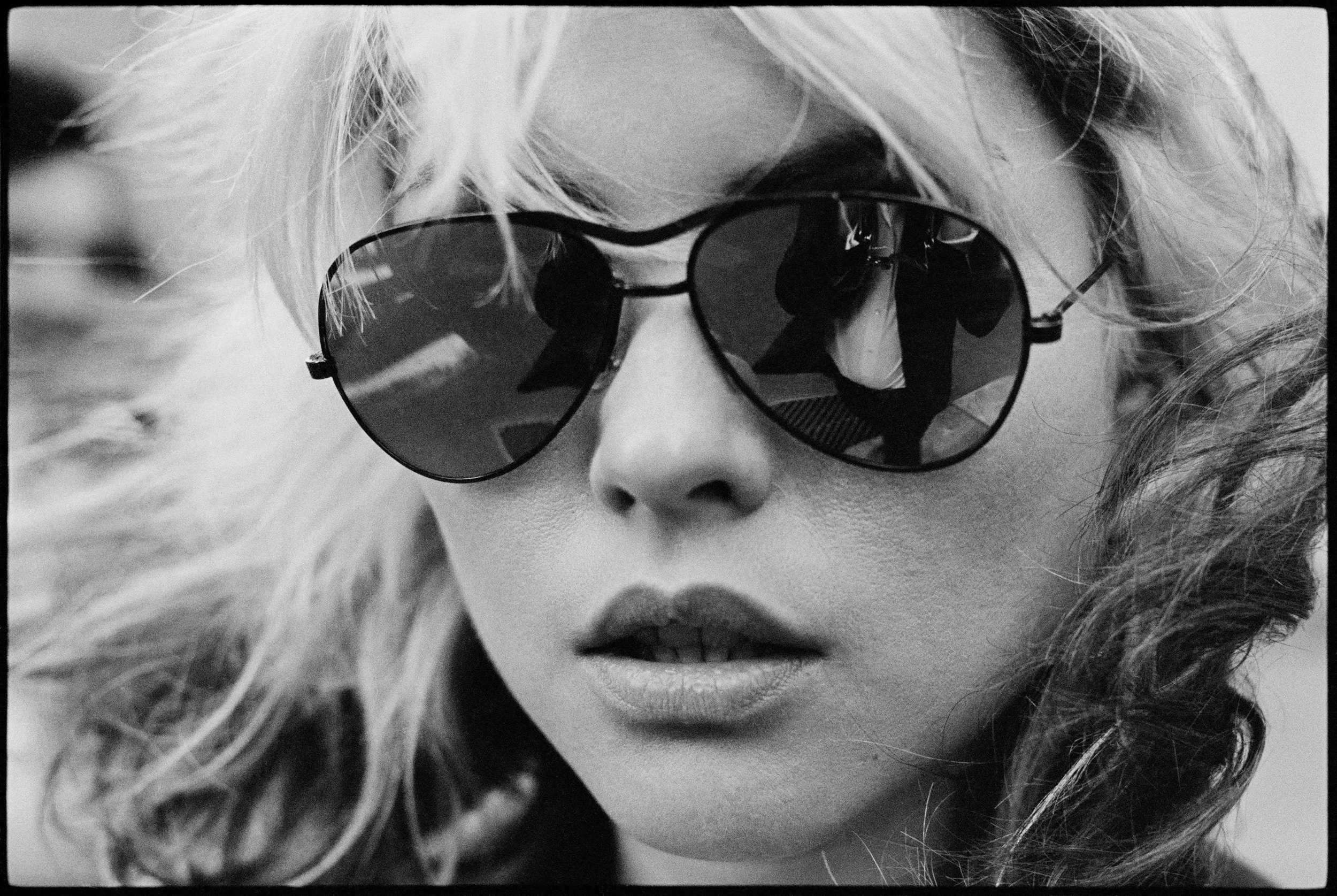 A SELECTION OF PHOTOS FROM CHRIS STEIN'S  NEGATIVE: ME, BLONDIE AND THE ADVENT OF PUNK