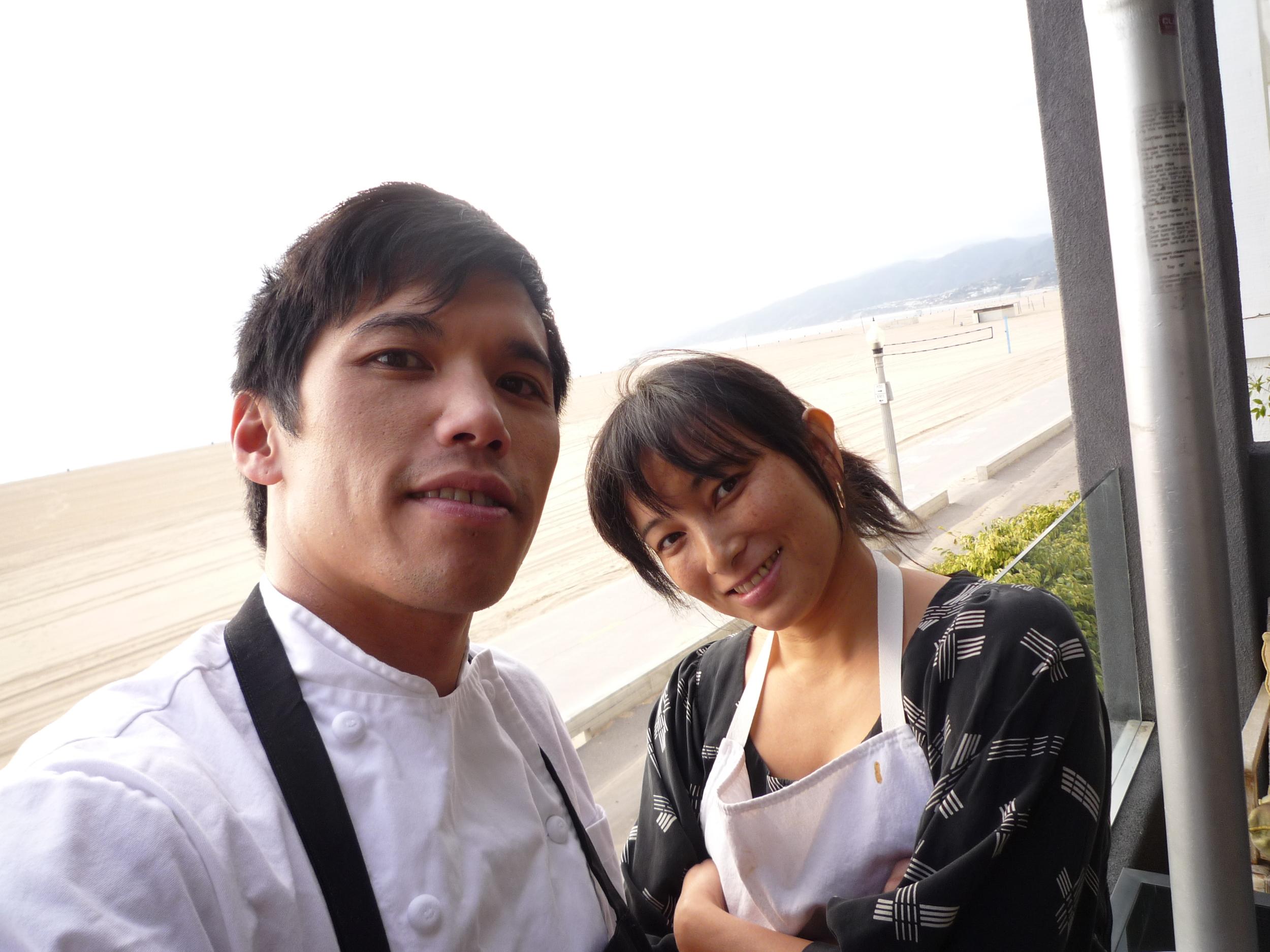 Me and Miss Kei O.