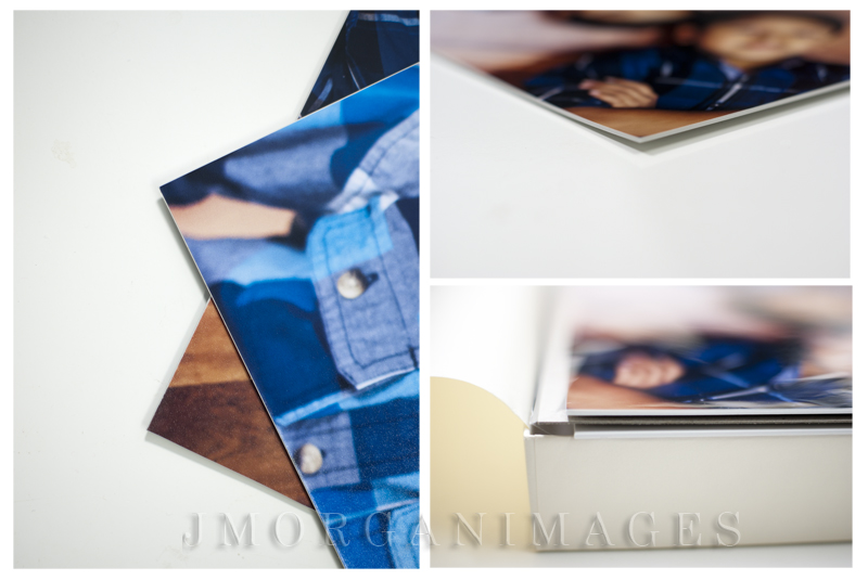 Prints are mounted on single weight mat board and have simply beautiful color.