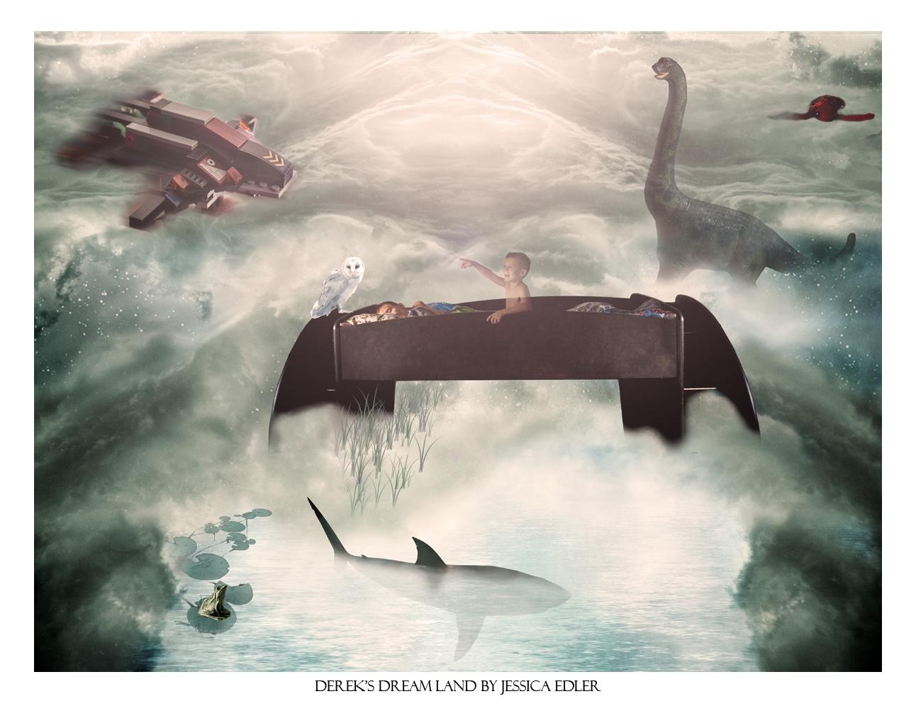 Derek's Dreamland by Jessica Edler