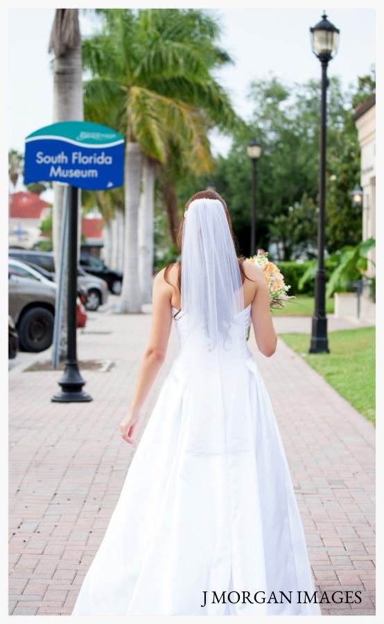 South Florida Museum Bride