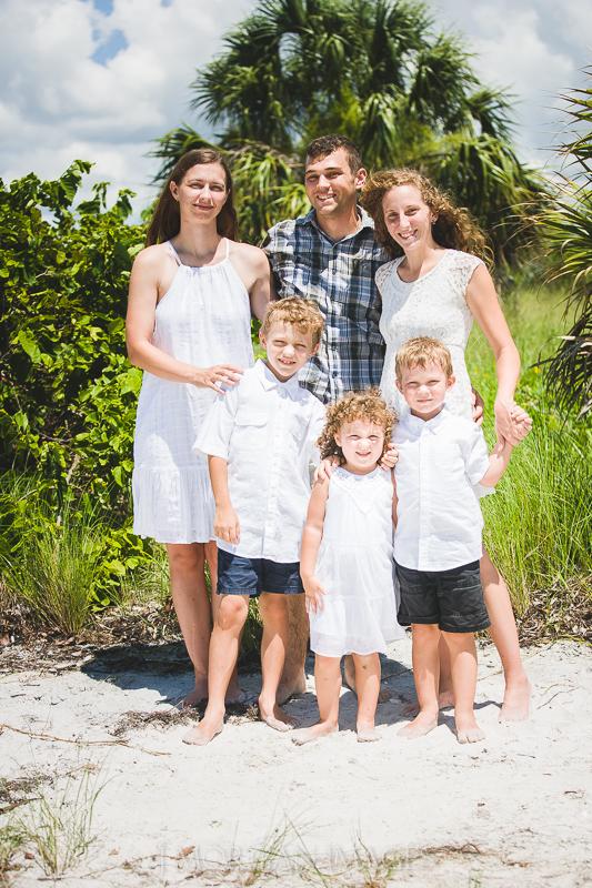 polyamory family photos