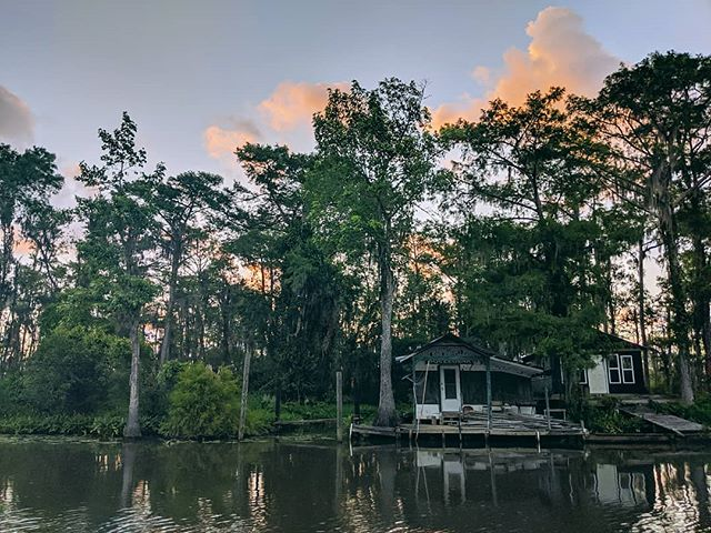 Lots of time on the water, lots of amazing food, and lots of great people. Louisiana is as enchanting as I hoped it would be.