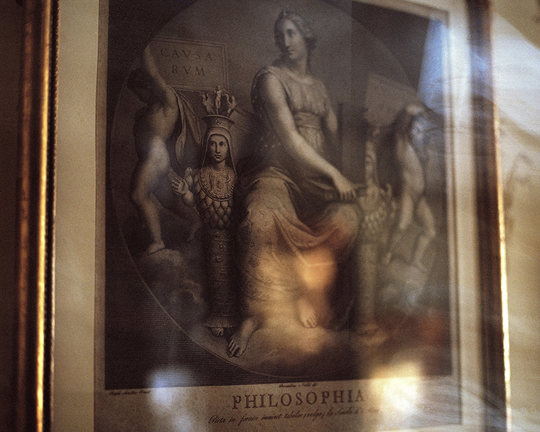 Philosophia, Ralph Waldo Emerson's Study