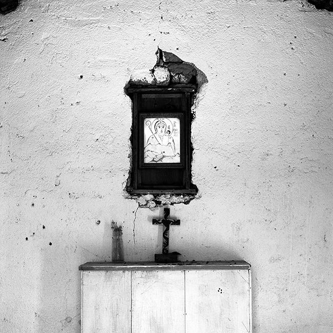 Capilla de Nuestra Senora del Gozo de Los Que Lloran (Chapel of the Joy of those who Mourn)
