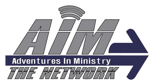 AIM Logo, version 1.0