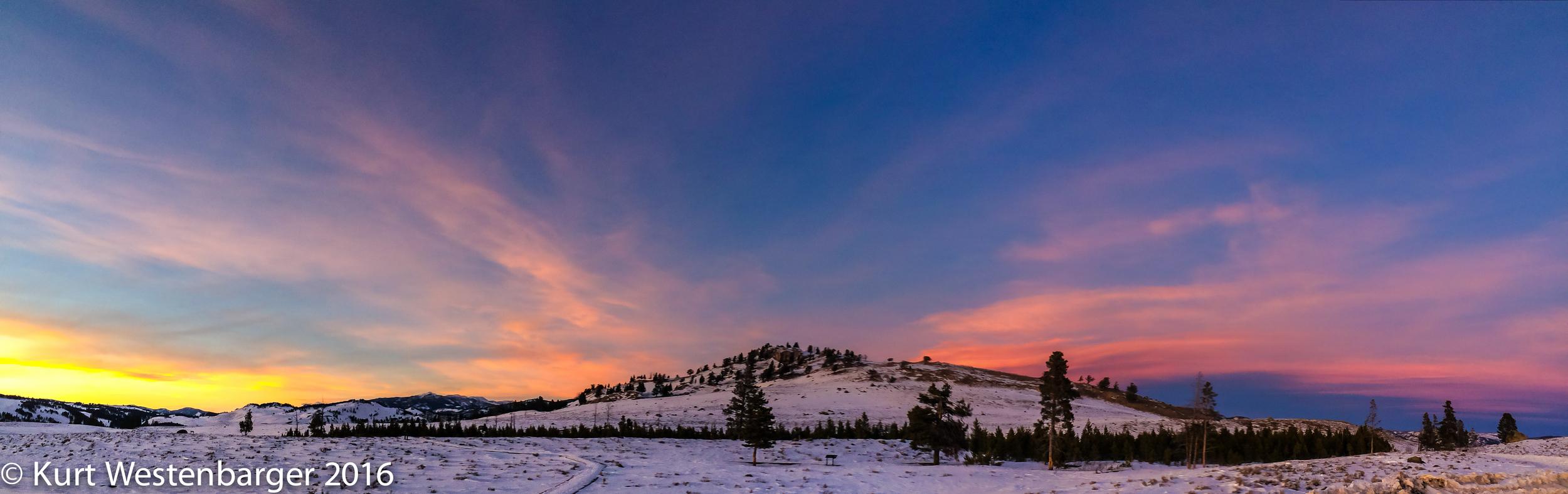 Blacktail Deer Plateau. iPhone 5s