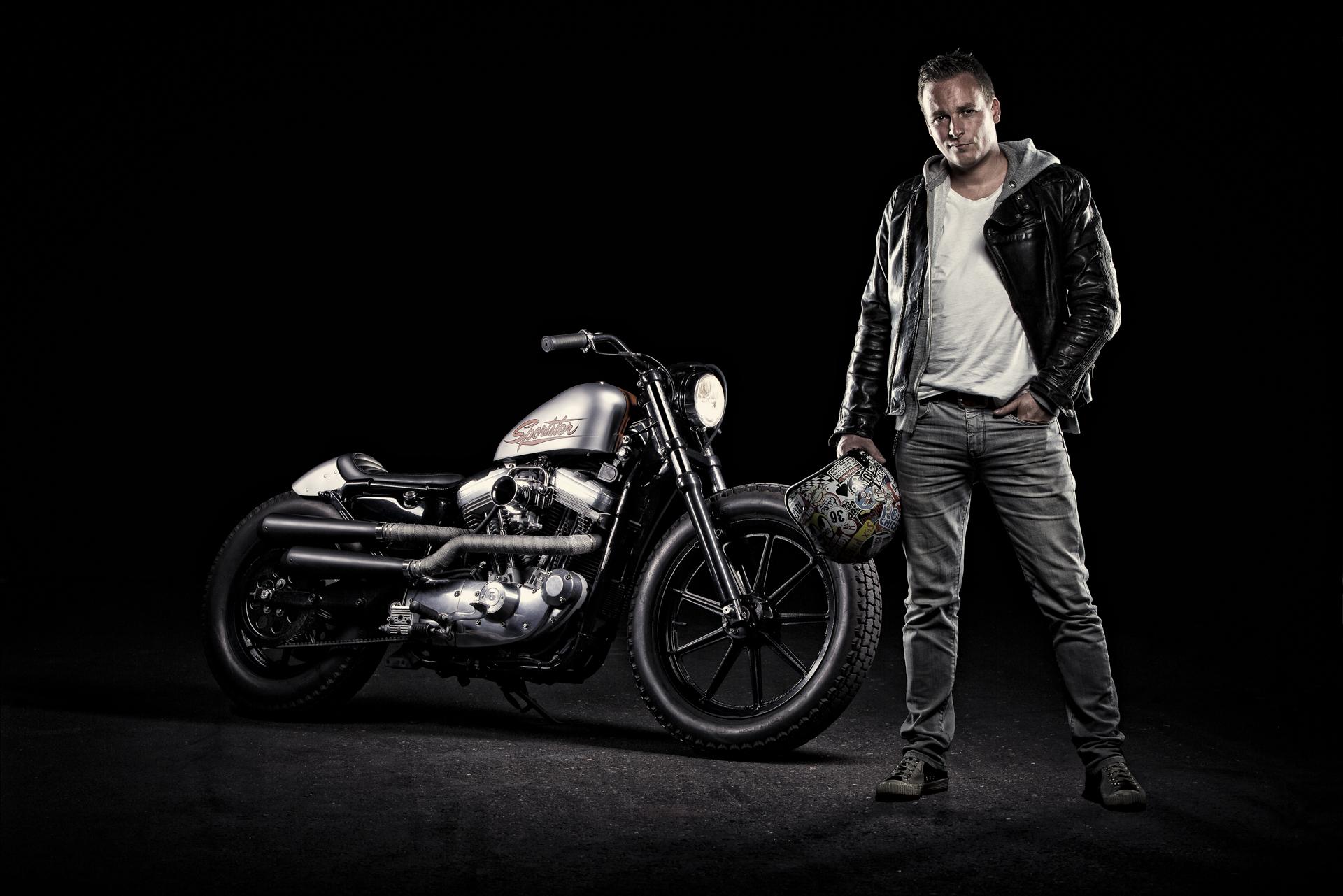 Harley & Ruben.