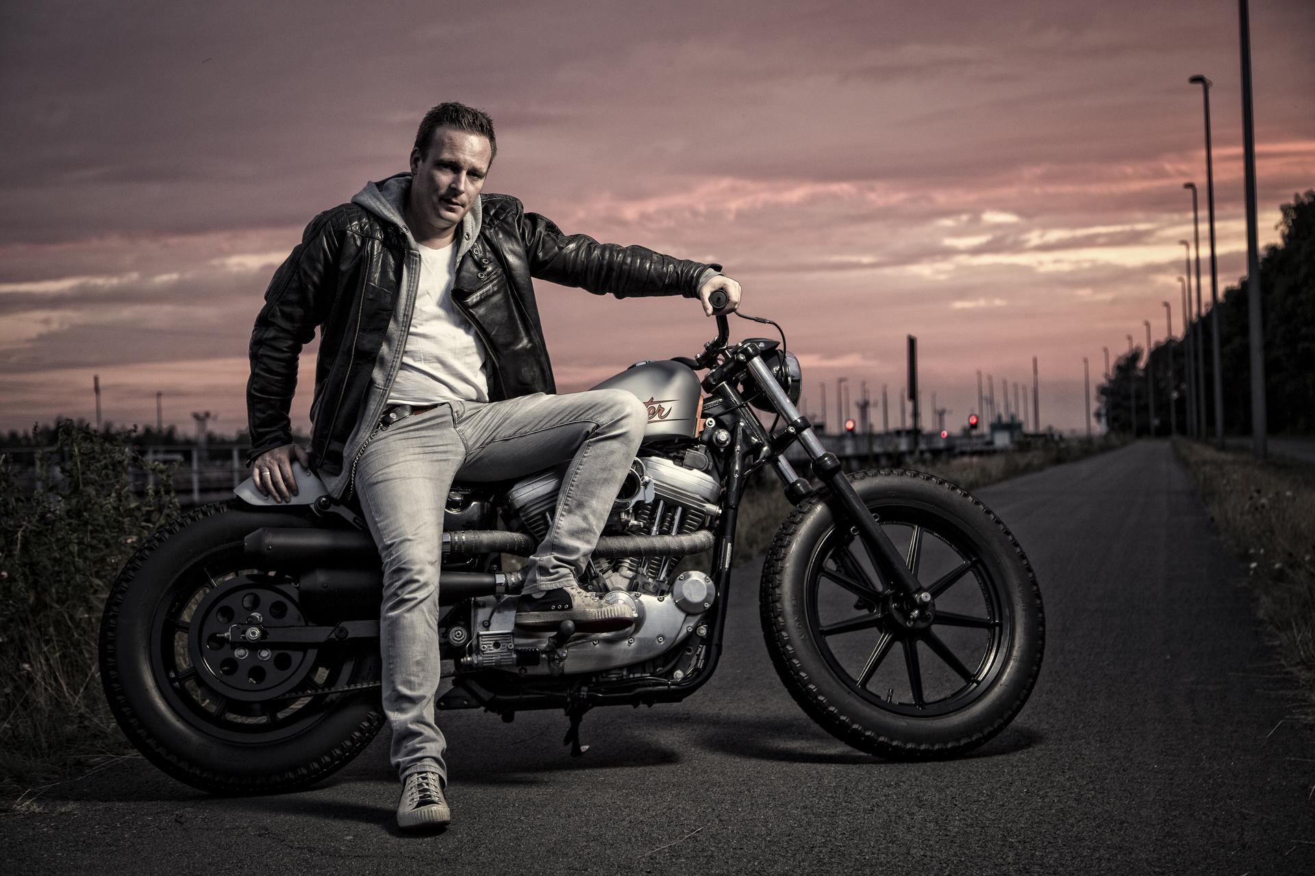 Ruben & Harley at Sundown