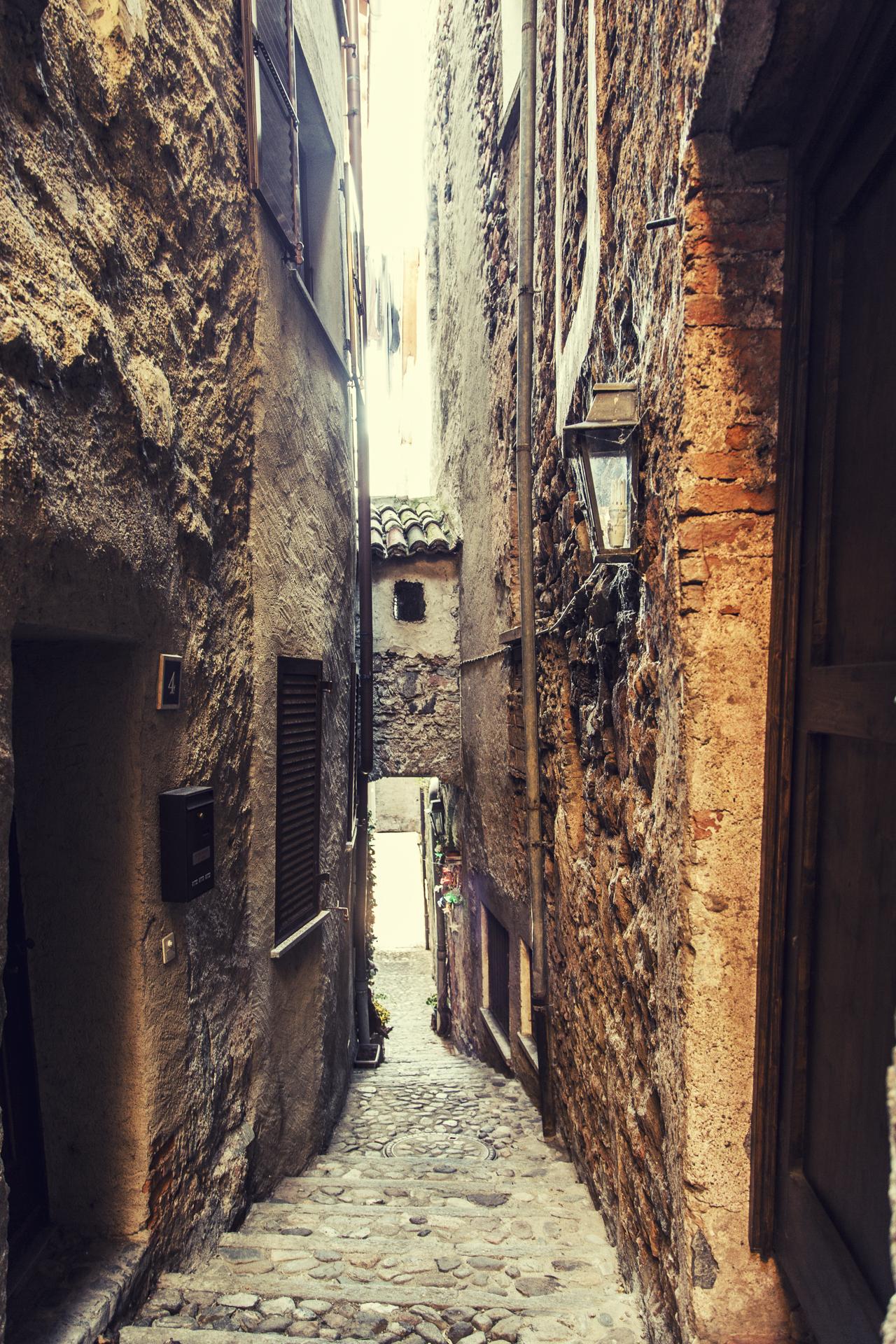 Morcote Alley