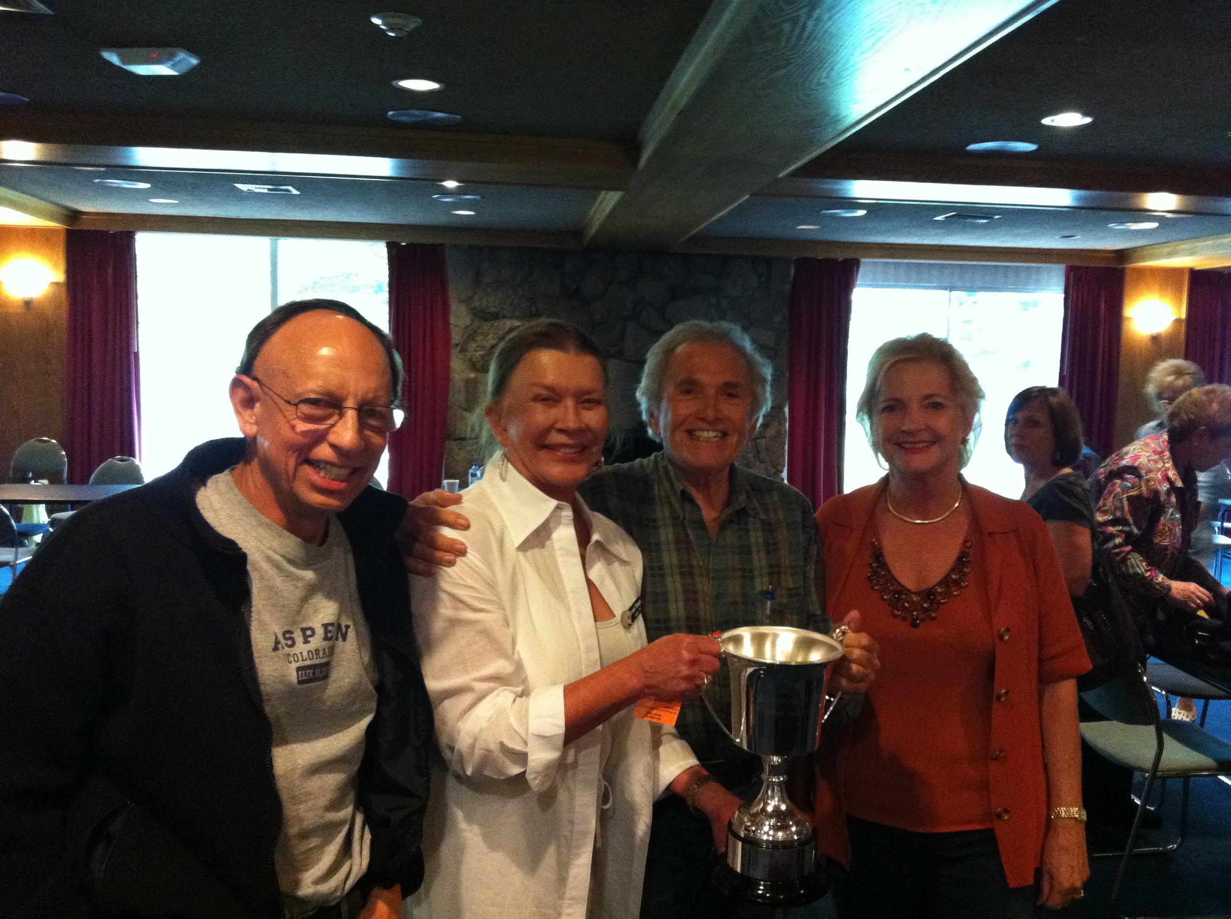 Inaugural Aspen Team Championships Winners - July 2011