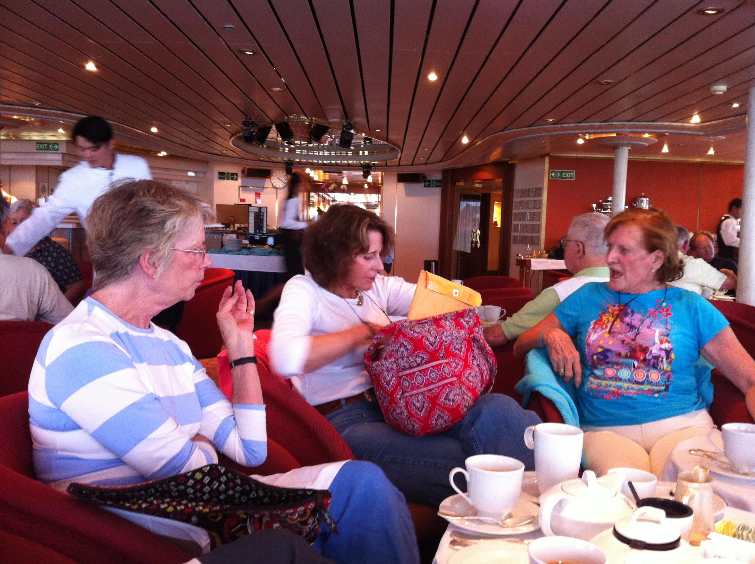 Carola, Terry, Bonnie AiB Mediterranean Cruise Oct 11.JPG