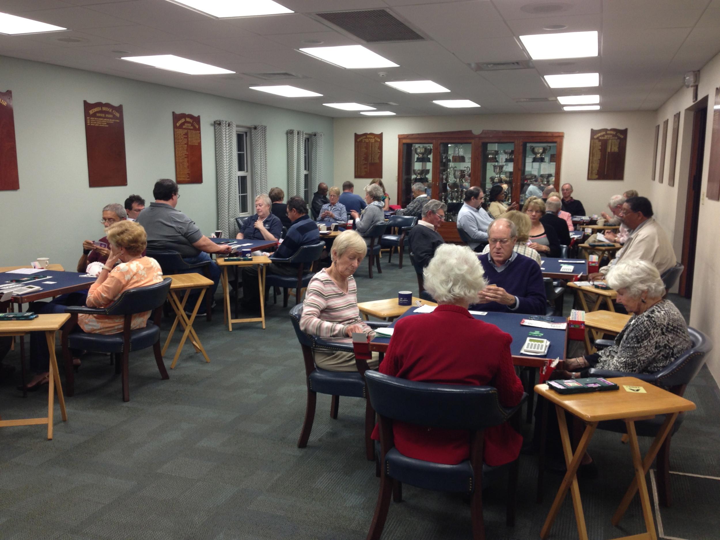 Seminars at the Bridge Club - Bermuda 2013