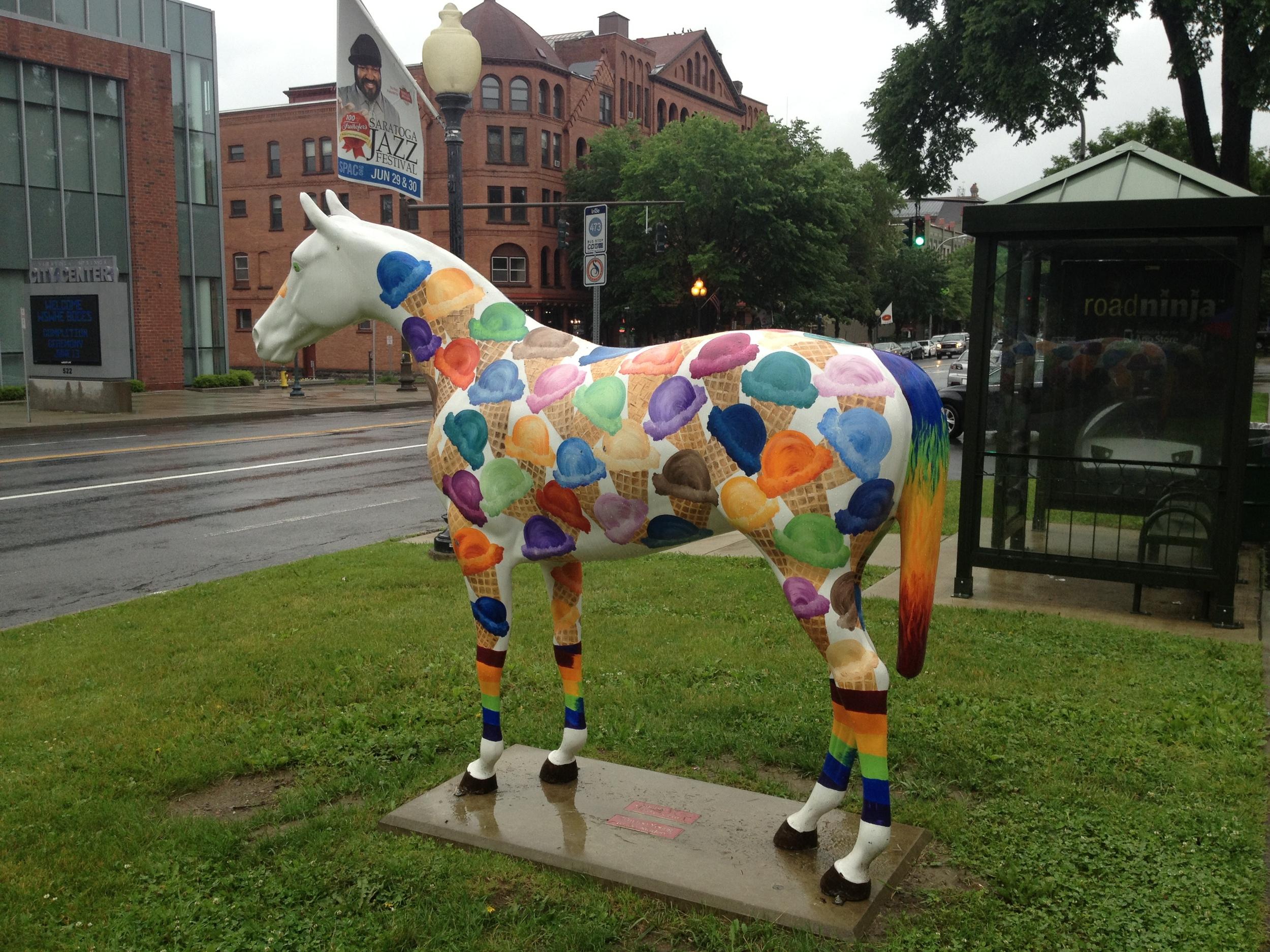 Painted Horse - Saratoga 2013
