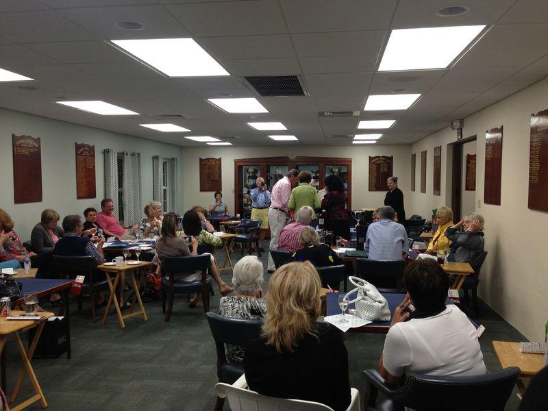 Bermuda Bridge Club, 2013