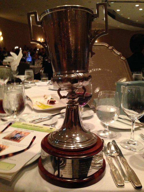 1935 Gosling Trophy, Bermuda