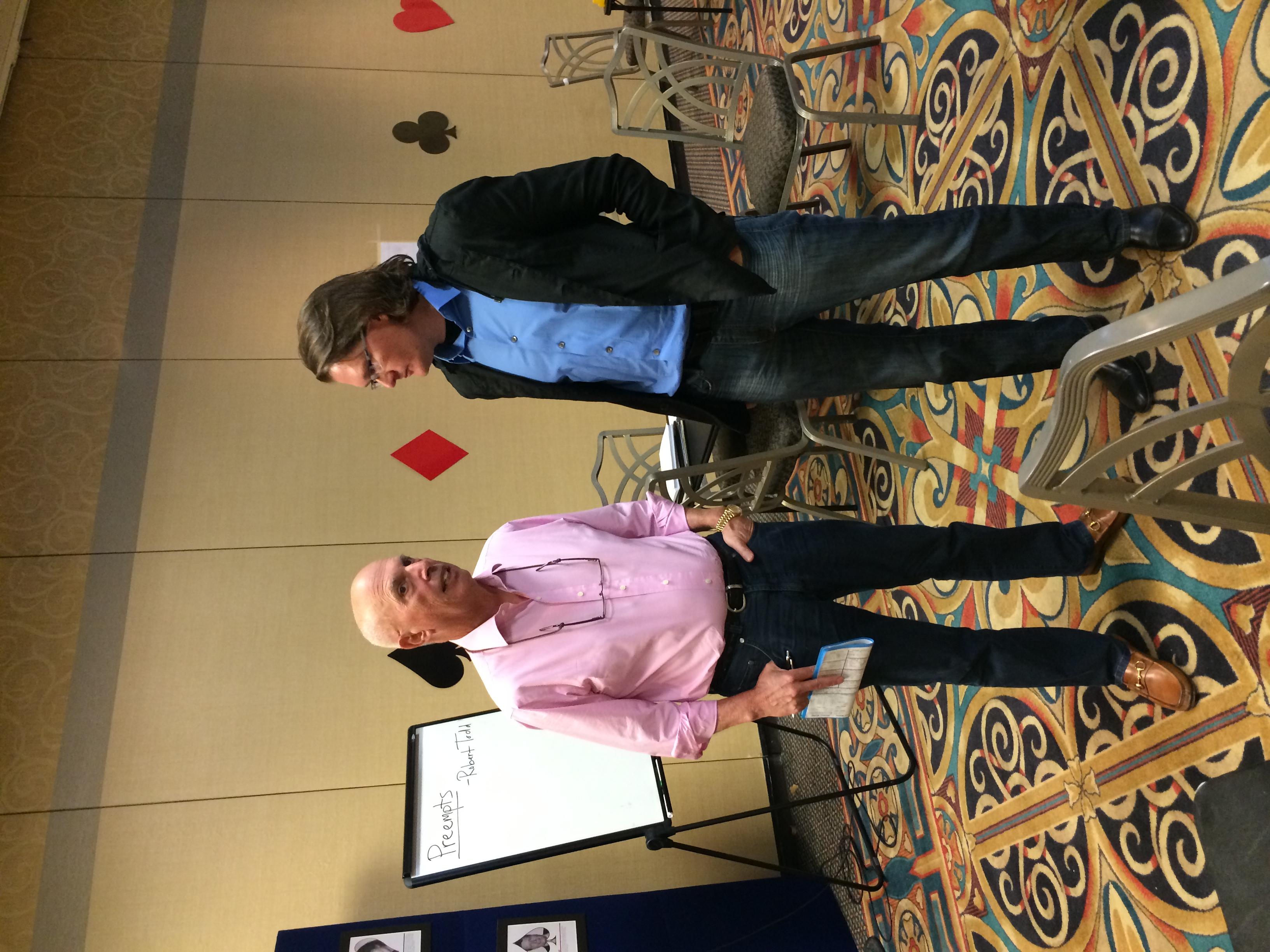 Robert and Dale Rands, Las Vegas, NV