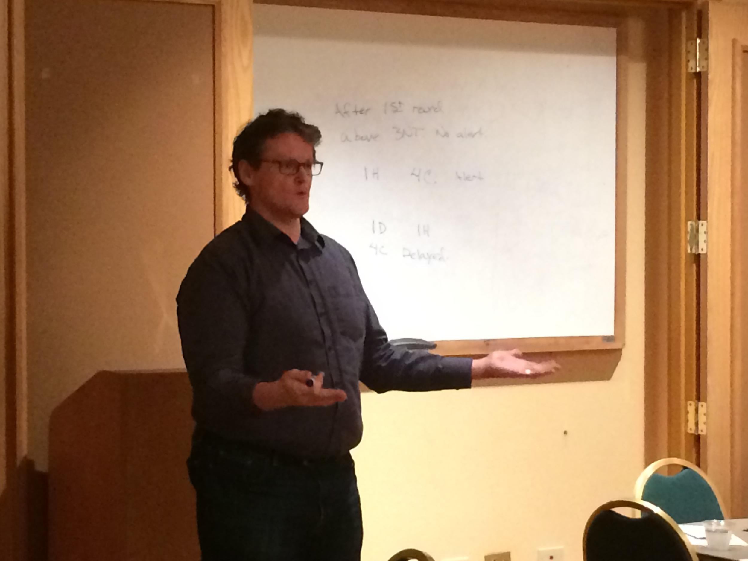 Max teaching, Denver, CO