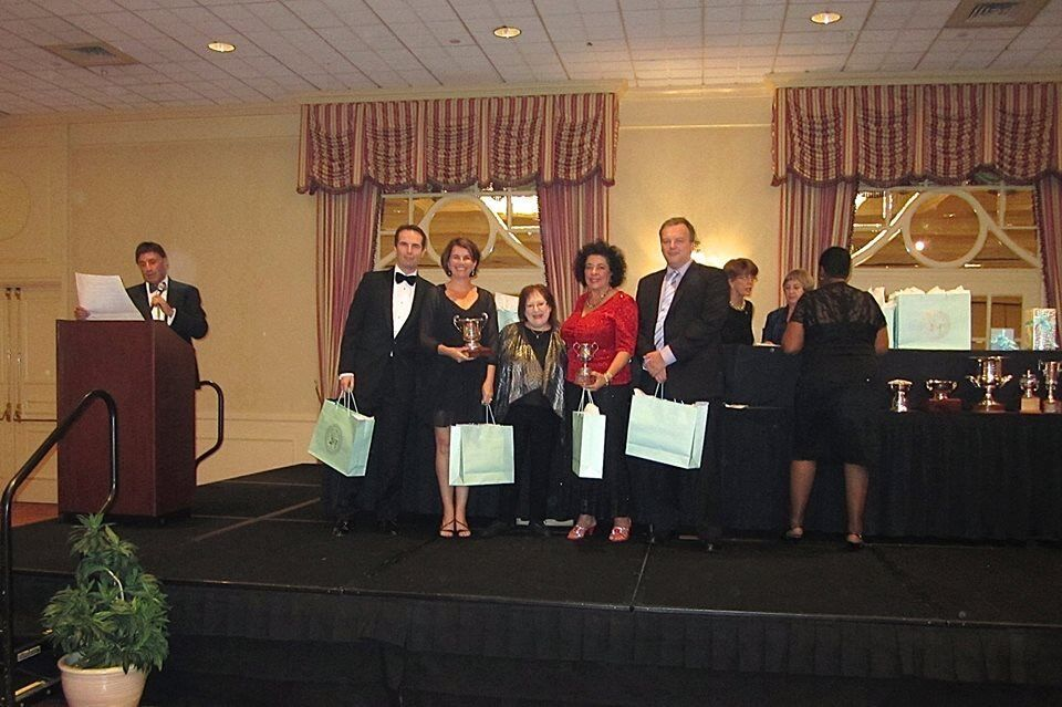 Bermuda Awards Ceremony, January 2015