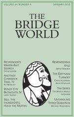 click here to view The Bridge World website and subscribe now.