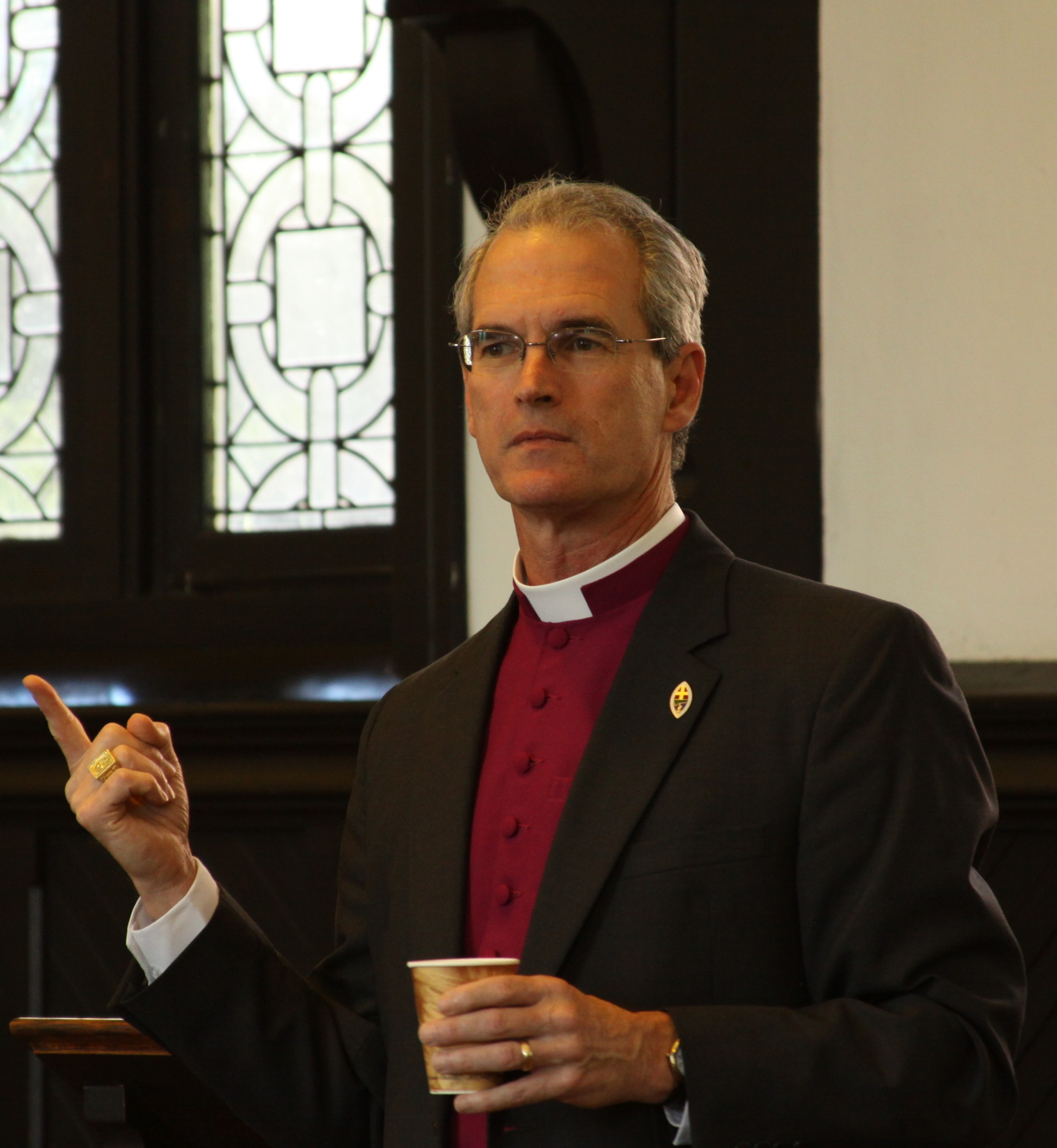 The Rt. Rev. G. Porter Taylor