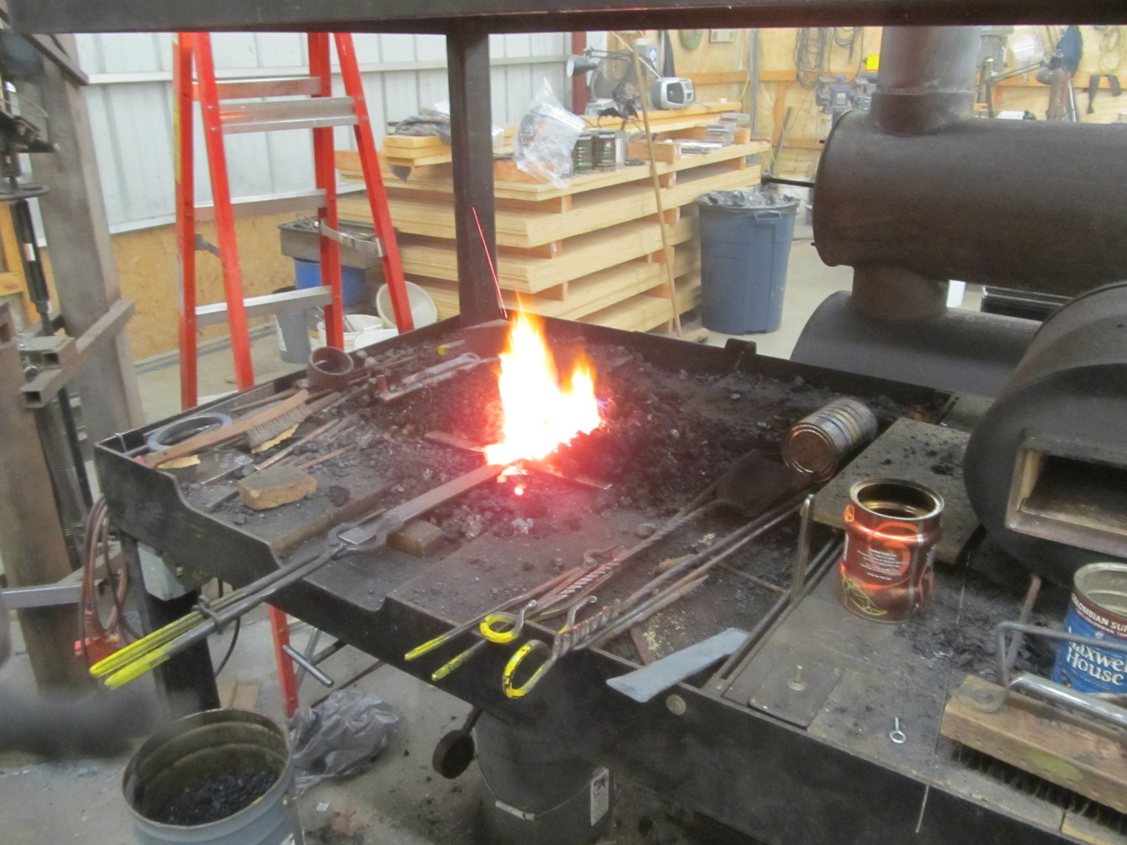 Cross in the Forge.JPG