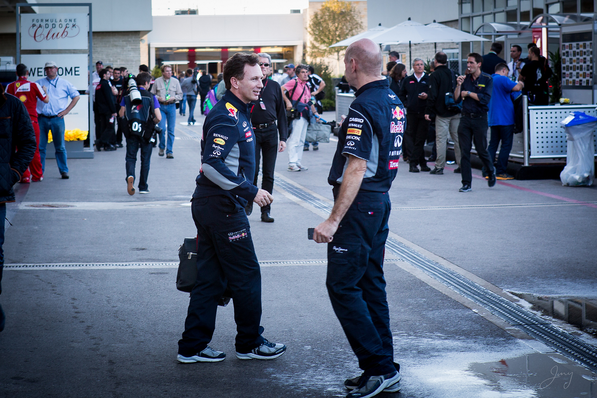 Horner and Newey