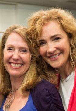 Beth Blatt and Elizabeth Kemler