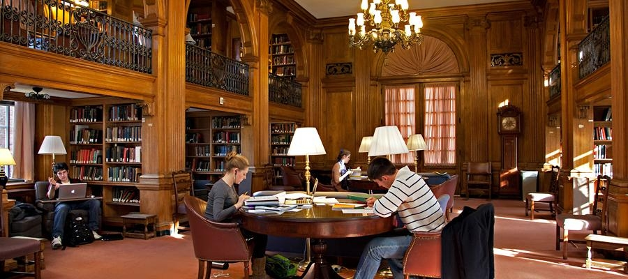 Sanborn House - Dartmouth College