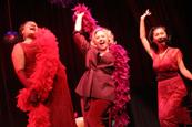 Mary Bond Davis, Sally Wilfert and Stephanie Bast (NYMF production, directed by  Joe Calarco )