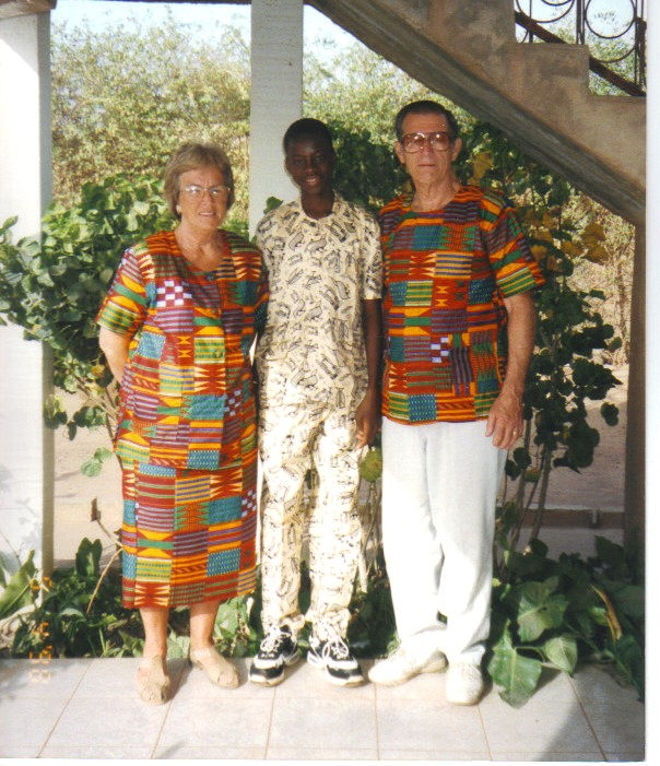 """""""As someone who has experienced hunger, starvation, hurt and pain, I feel compelled and commissioned by God."""" - Learn more about the story of our founder"""