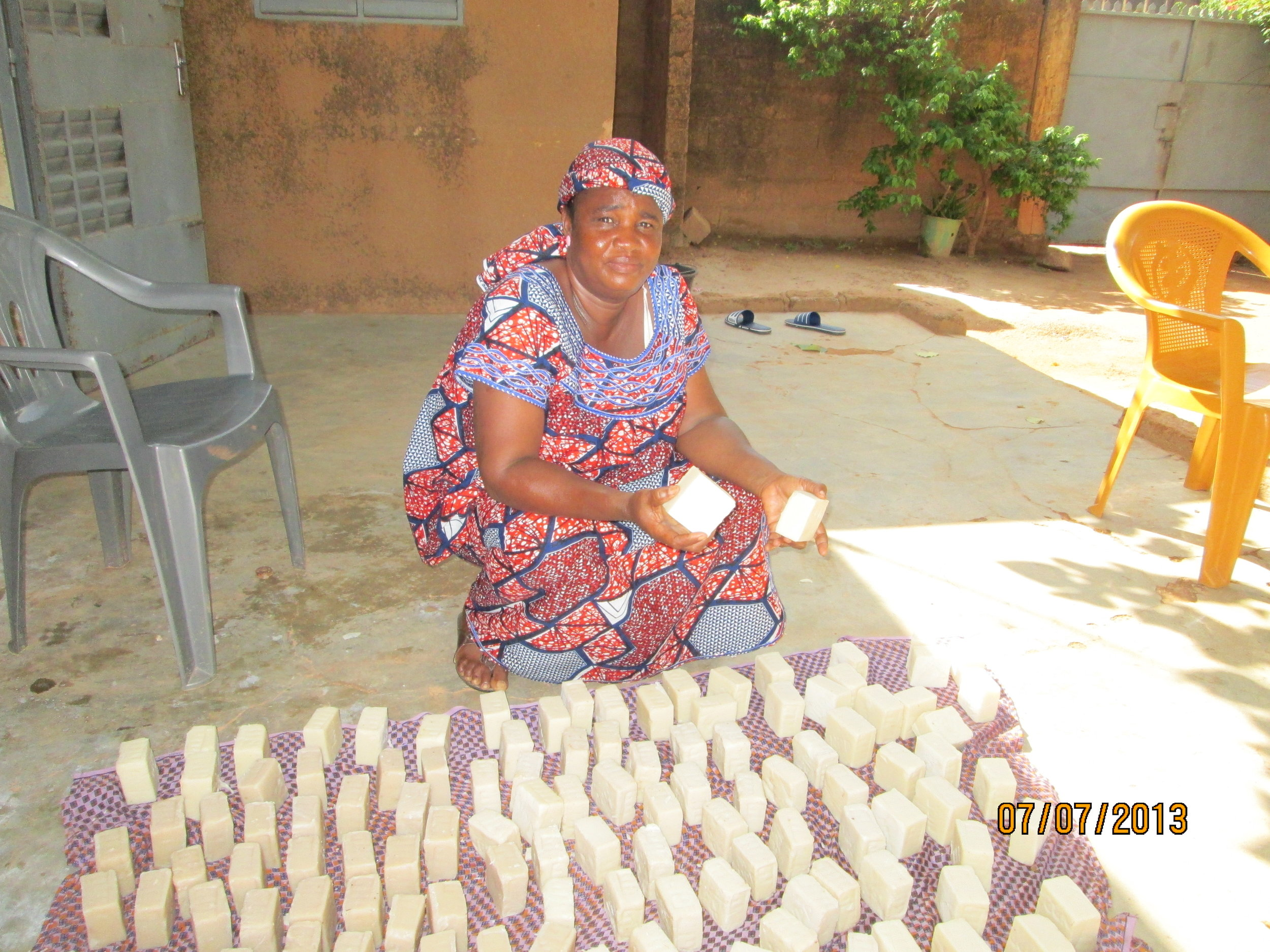 Success Story: Beatrice Ouedraogo -
