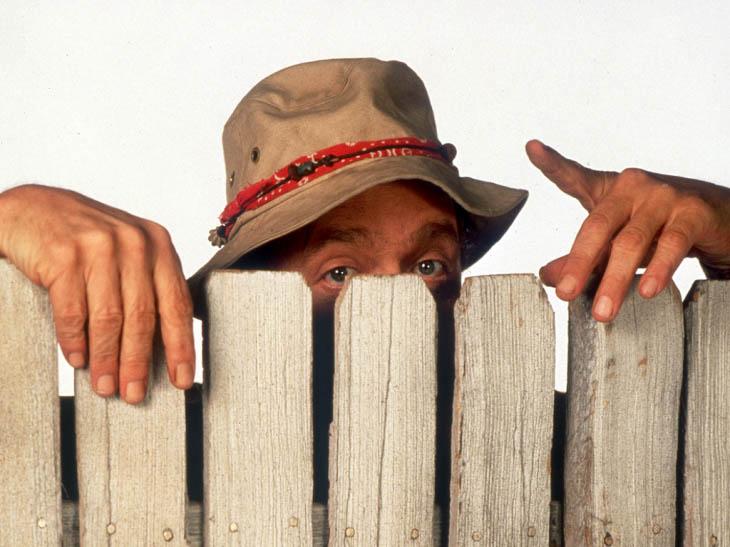 Howdy neighbour!