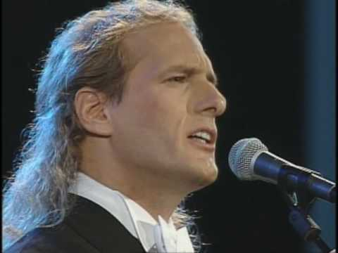 Michael Bolton: rockin the mullet since 1987. And nobody can judge me for liking it!